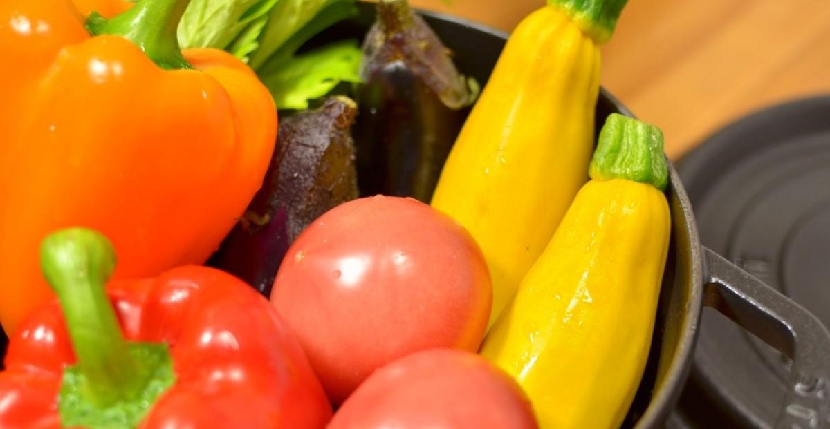 野菜,ストウブ,staub