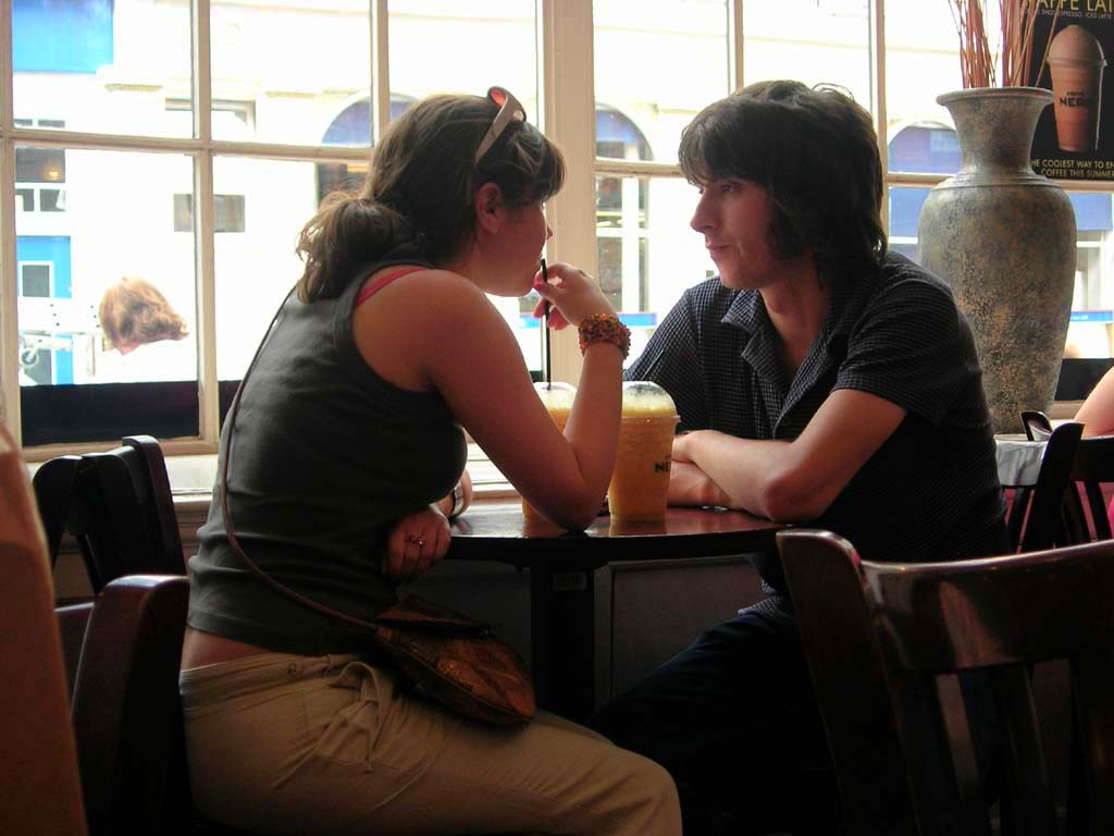 photo credit: Love in Caffe Nero via photopin (license)