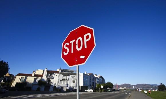 photo credit: Fort Mason Stop Sign via photopin (license)