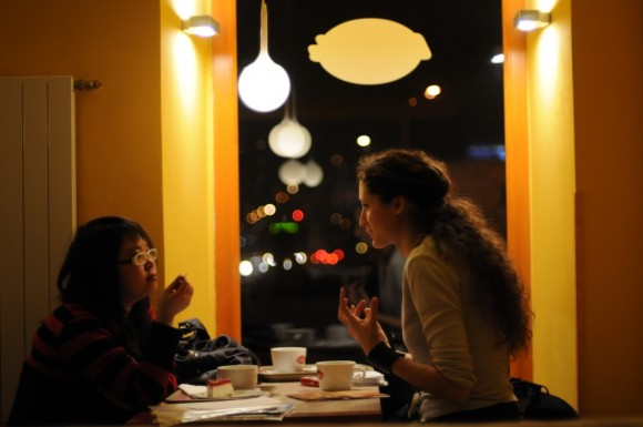 photo credit: At the cafe via photopin (license)